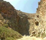 Φαράγγι Λαμνιονίου